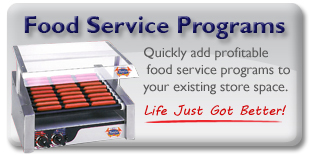 Start A Food Service Program In Your Store!
