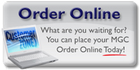 Order Online Today!